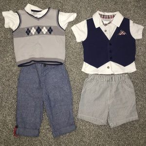 *Final Price* Wendy Bellissimo 18 Month Outfits